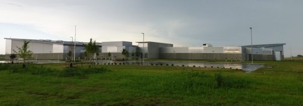 Full view of facility