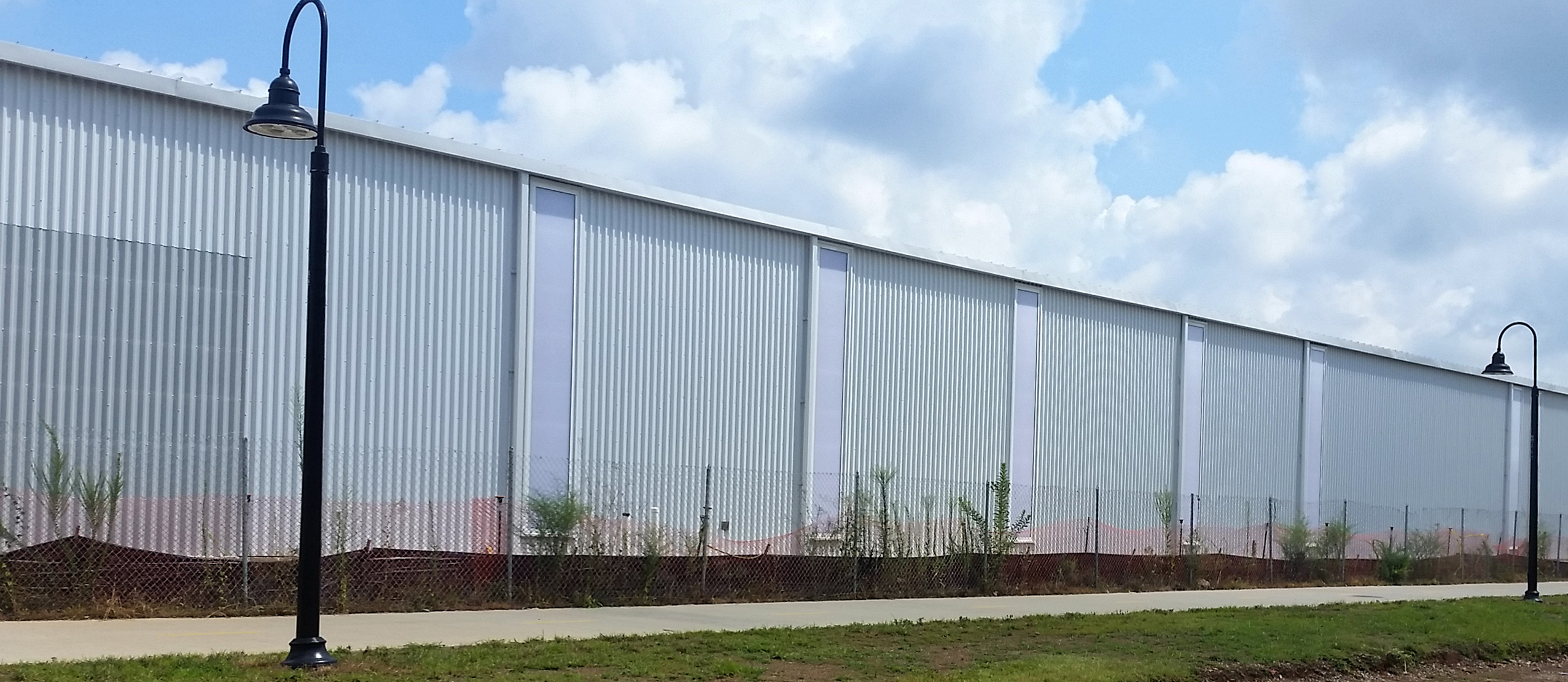 Polycarbonate Panels Were An Essential Part Of Leed