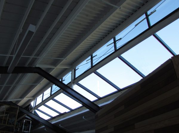Skylight / Clerestory Frames